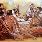 Visite! Cristo está dentro de Nós! - Via Crucis nossa de cada dia