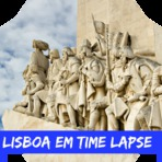Lisboa em time lapse
