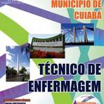 Apostila TÉCNICO DE ENFERMAGEM - Concurso Prefeitura do Município de Cuiabá 2014