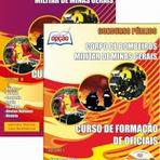 Apostila Concurso Corpo de Bombeiros de MG 2015/2016 - CFO BM - Curso de Formação de Oficiais PMMG e BMMG - BH