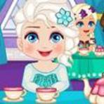 Elsa Travessuras no Baile