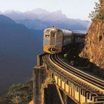 Que tal viajar de trem pelo mundo?