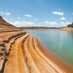 Meio ambiente - Seca na Bacia do Rio Paraíba do Sul pode causar apagões no estado