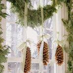 Arquitetura e decoração - Opções Simples E Lindas De Decoração De Natal!
