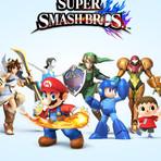 Super Smash Bros vai muito bem, obrigado!