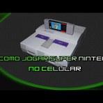 Como jogar Super Nintendo no celular ( Android )