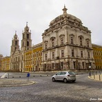 Curiosidades - Mosteiro de Mafra - Mafra - Distrito de Lisboa - Portugal