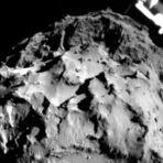 Robô que pousou em cometa envia primeiras fotos