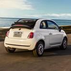 Fiat 500 chega a linha 2015 com som da marca BEATS