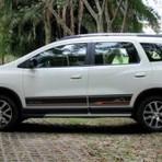 Novo Chevrolet Spin Acitv aventureira