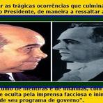 Tancredo Neves abre o verbo e conta tudo o que a imprensa ocultou PROPOSITADAMENTE sobre Getúlio Vargas