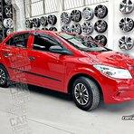 Chevrolet Onix com rodas esportivas