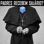 Padres recebem salário?