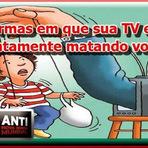 Sua TV está lentamente matando você