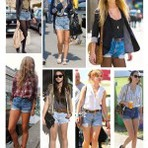 Modelos de shorts de cintura alta jeans, para o seu dia a dia