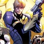 Entretenimento - Guardiões da Galáxia ganha nova série em quadrinhos