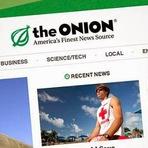 Não é brincadeira: The Onion declaradamente foi posto à venda