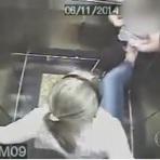 Câmeras de elevador registram agressão contra criança autista.