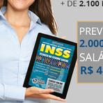 INSS - Antecipe seus estudos para com o Curso Online - 2.100 Minutos de Aula