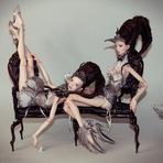 Bonecas lindas e fashionistas para colecionadores