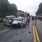 Jovens recém-casados morrem em acidente em rodovia do Paraná