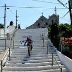 Secretaria de Educação apoia Campeonato de Downhill nas escadarias do Monte Bom Jesus