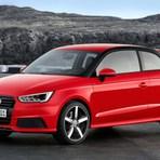Nova versão para o Audi A1 2015