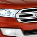 Ranger SUV 2015! Veja os detalhes do novo Ford Everest