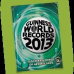 Veja os melhores recordes do Guinness World Records em 2013