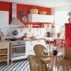 Decoração Retrô para Cozinhas – Dicas e Fotos