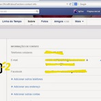 Como mudar minha idade no Facebook ?