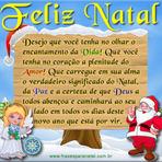 Lindas Mensagens de Natal para Facebook