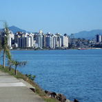 Viagem para Florianópolis.