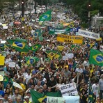 Protestos petistas X Protestos anti-PT: a diferença de cobertura da imprensa