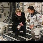 Cinema - Interestelar: vídeos de bastidores com Christopher Nolan e elenco. Cenas e depoimentos legendados. Ficção científica.