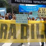Curiosidades - Manifestações de 15 de Novembro sob #Censura na Internet