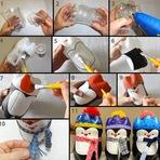 Hobbies - Reciclando Garrafas Pet com Criatividade