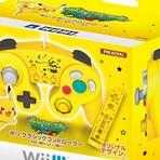 Controle do Pikachu criado para Smash Bros!