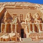 Curiosidades - Os mais famosos templos egípcios!
