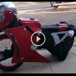Entretenimento -  Hilário Tecnologia Transformer Caseiro Armadura Motocicle