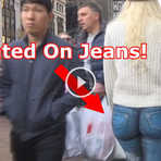 'Experimento social' mulher andou sem calças nas ruas Nova York