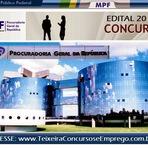 Ministério Público Federal publicado Edital para procurador federal (PGR)