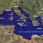 Curiosidades - Países do Mediterrâneo!