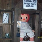 Cinema - Annabelle o Filme e a Verdadeira Historia