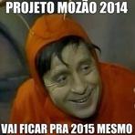 Mistérios - Projeto mozão 2014 vai ficar pra 2015 mesmo. kk