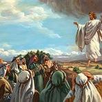 Visite! Cristo está dentro de Nós! - Jesus sobe aos Céus