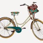 As bicicletas em estilo retrô da Blitz