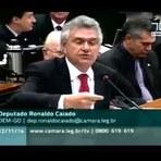 Política - Dep. Caiado denuncia convênio MST-Venezuela e a instalação do bolivarianismo no Brasil