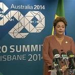 Política -  Dilma diz: maioria absoluta da Petrobrás não é corrupta