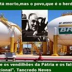 Política - Por causa da PETROBRAS Getúlio Vargas foi assassinado